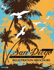 Brochure - American Probation and Parole Association
