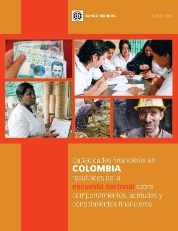 Capacidades Financieras en Colombia