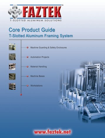 Core Product Catalog - Norman Equipment Co.