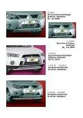 Mitsubishi Outlander Bj. 2007- - SGS - Seite 4