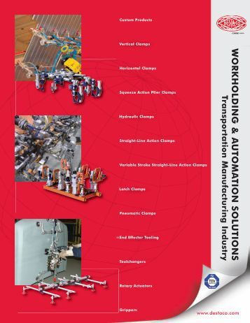 Transportation Target Brochure - Pneumatic Technology, Inc