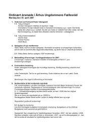 (referat) 2007 PDF - Århus Ungdommens Fællesråd