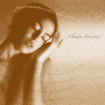 Postromanticism The Art of Passion - Claudia Moscovici
