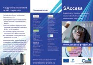 SAccess - Access4.eu