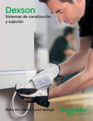 Catálogo Dexson - Schneider Electric