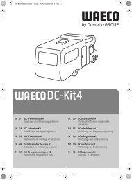 DC-Kit4 - Waeco