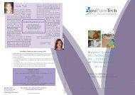 AgroParisTech Master STVE
