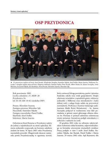 OSP PrzydOnica