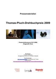 Pressemappe TPP 09SB - diagonale 2009