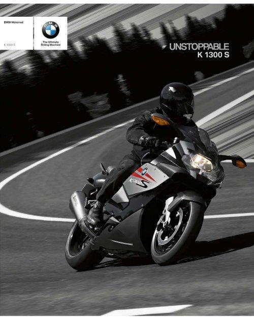 Bmw Motorrad K 1300 S The Ultimate Riding Machine