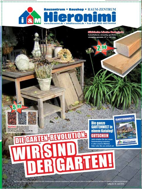 terrassenplatten - Hieronimi