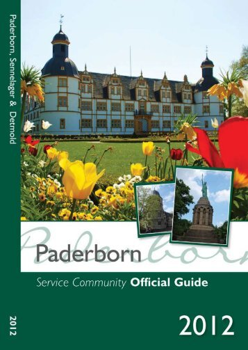 B&KPADERBORN– INCOMPARABLE. - Method Publishing