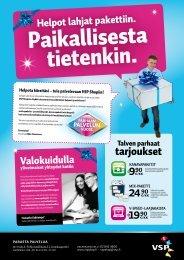 tarjoukset - Vspshop.fi