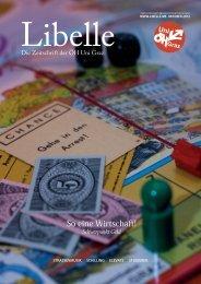 Libelle - Oktober 2012 - Die Zeitschrift der ÖH Uni Graz