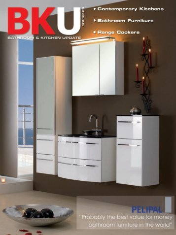 Contemporary Kitchens Bathroom Furniture Range Cookers
