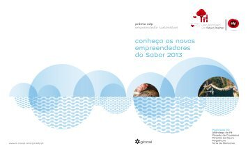 conheça os novos empreendedores do Sabor 2013 - edp - viva a ...