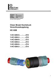 Clean-Break-Kupplung, HC-G80, Rev-A - Carl Kurt Walther GmbH ...