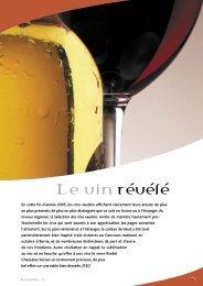 Le vin révélé - STLDESIGN