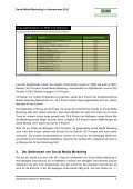 Social Media Marketing in Unternehmen 2012 - Deutsches Institut ... - Seite 3