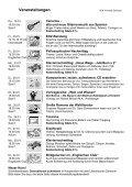 Veranstaltungen - Seite 6