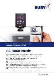 CC 9060 Music