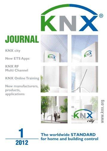 KNX Journal 2012-1