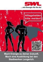 Alltagshelden bitte melden! - Stadtwerke Lengerich GmbH