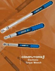 Electronic Torque Wrench - CH Reed Inc.