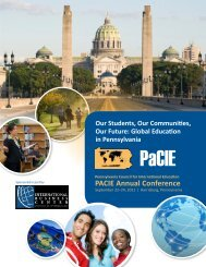 PACIE Annual Conference