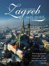 Povrh starog Griča brda Ponositi, lijep i mlad ... - Zagreb moj grad