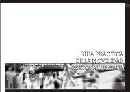 guia de movilidad peatonal urbana - IDU