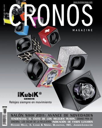 cronos 138 - pcs. distribuidores