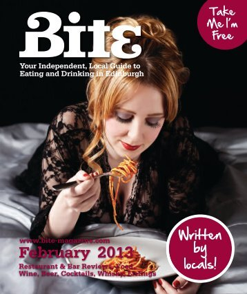 Download February 2013 - Bite Magazine