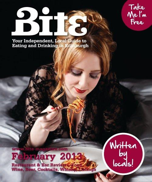 Download February 2013 - Bite Magazine