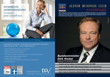 essentials - Alster Business Club