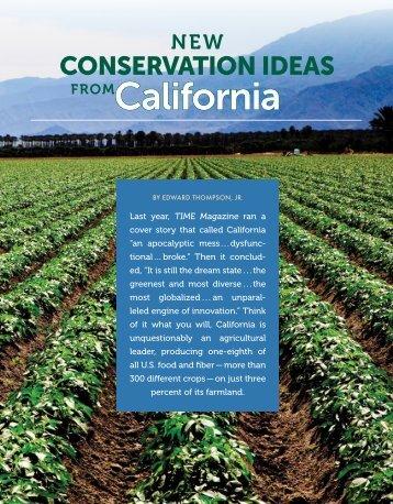 fromCalifornia - American Farmland Trust