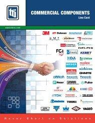 COMMERCIAL COMPONENTS - TTI Inc.