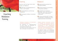 Coaching Mediation Training - Businessportraits Metropole Ruhr