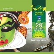 29th IATO Convention Brochure