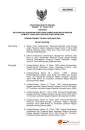Perbup No. 20 Tahun 2010 ttg Juklak Peraturan Desa..pdf