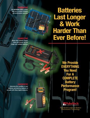 Battery - CLP System AB