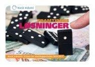 Framtidens løsninger - 10 krav for stortingsperioden ... - Norsk Industri