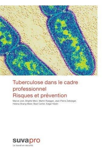 Tuberculose dans le cadre professionnel Risques et prévention ...