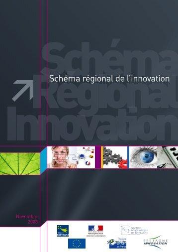 Schéma régional de l'innovation - Région Bretagne