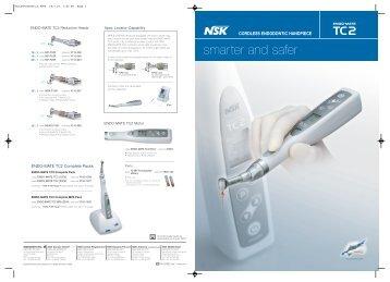Endomate TC2 brochure - PROFI - dental equipment