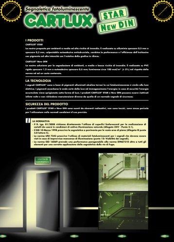 Segnaletica fotoluminescente - Logismarket