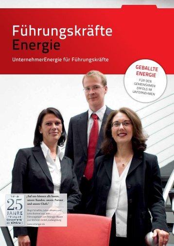 FuehrungskraefteEnergie - Cay von Fournier