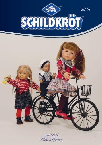 PDF: Schildkrötkatalog 2014 - Schildkröt Puppen und Spielwaren ...