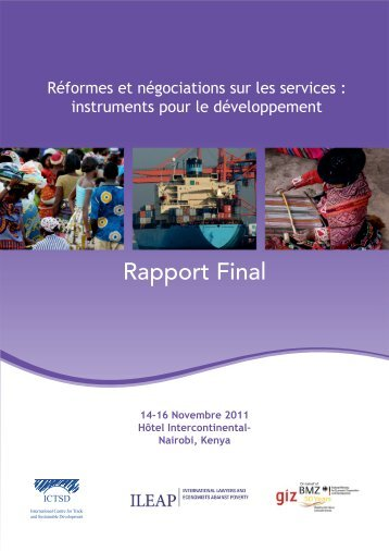 Rapport Final - ictsd