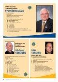 Palveleva leijona 2011-2012 - Suomen Lions-liitto ry - Page 6